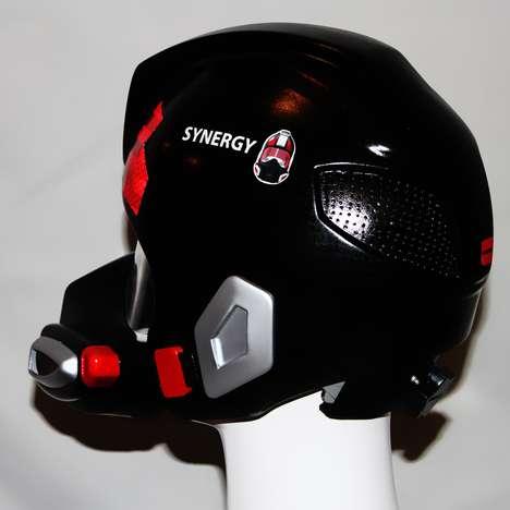 Life-Saving Mining Helmets
