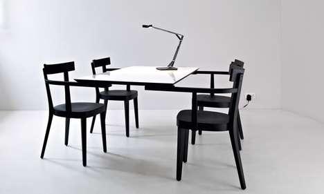 Legitimately Legless Tables