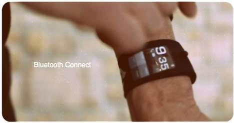 Phone-Controlling Timepieces