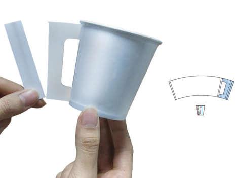Handy Coffee Cups