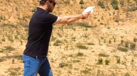 3D-Printed Handguns