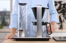 Designer Coffee Machines - Brew Your Beans in Style With Tim Wendelboe's Svart Presisjon Maker