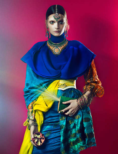Indian-inspired Fashion