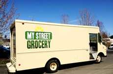 Change-Focused Mobile Markets - My Street Grocery Aims to Further the Local Food Economy