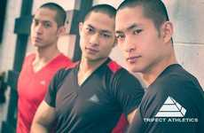 Triplet-Inspired Workout Gear - Trifect Athletics is Inspired by Three Athletic Brothers