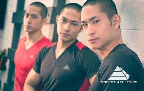 Triplet-Inspired Workout Gear