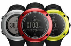 GPS-Enabled Wrist Watches - The Suunto Ambit2 is an All-in-One Device for Worldwide Adventurers