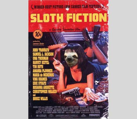 Sloth-Incorporated Marketing