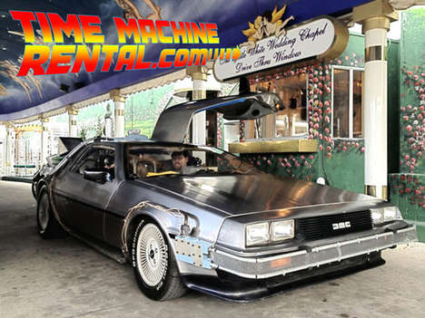 Iconic Movie Vehicle Rentals