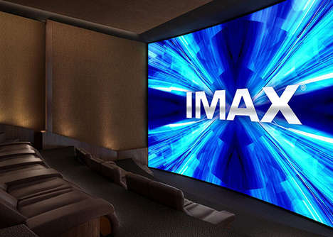Immersive Cinema Equipment