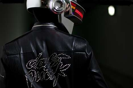 Superstar Dance DJ Exhibitions - The Daft Punk Exhibition at Gauntlet Gallery Celebrates the Duo