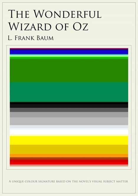 Colorfully Reimagined Classic Novels