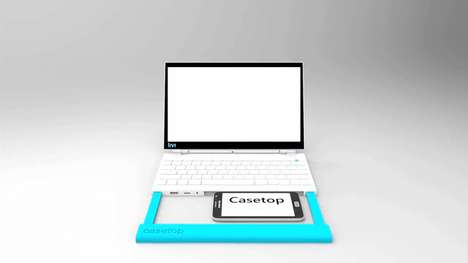 Portable Smartphone Laptops