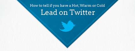 The 'Twitter Sales Leads' Infographic Guides