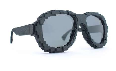 3D-Printed Sunglasses