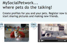 Paw-Friendly Networking Sites - 'MySocialPetwork' Gives Your Pet a Chance to Connect with Others