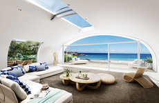 Luxurious Lighthouse Abodes - Pacific Bondi Beach Apartments in Sydney Will Light Up Your Life