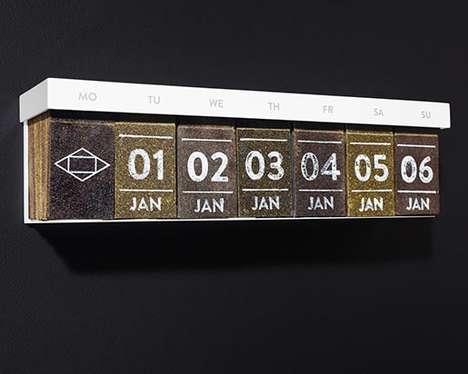 Tea-Incorporated Calendars