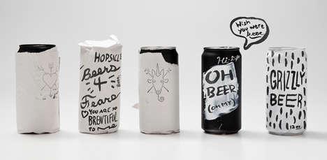 Stamped Brew Branding