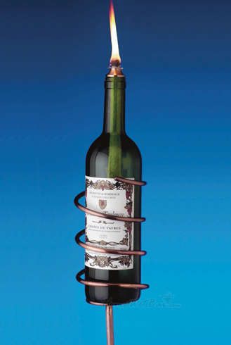Wine Bottle Torch Kits