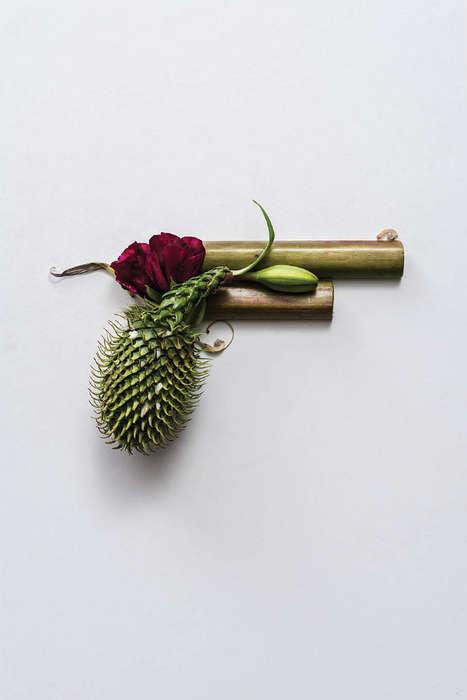 Peaceful Plant Firearms