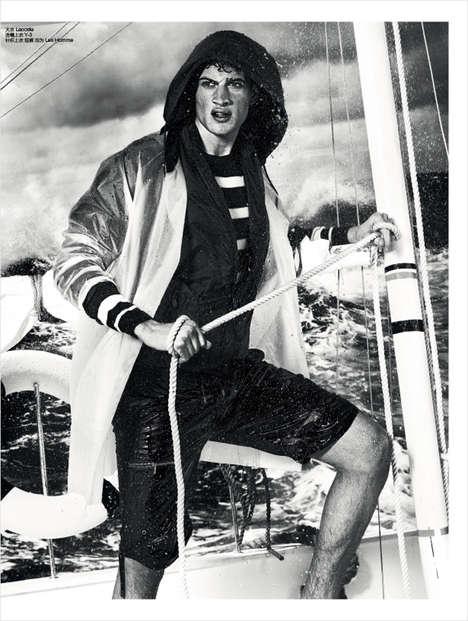 Shipwrecked Sportswear Editorials