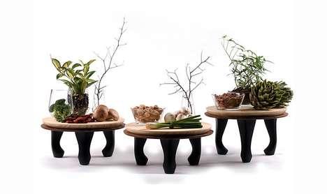 Miniature Table Trays