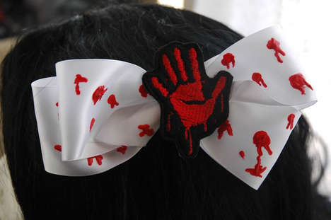 Undead Hair Accessories