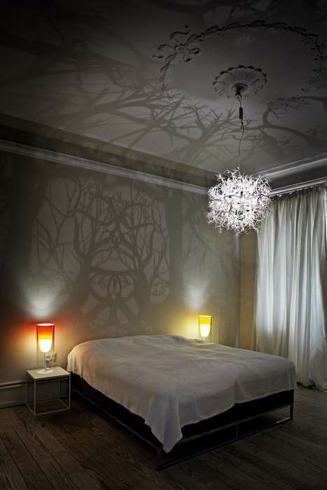 Shadow-Casting Chandeliers