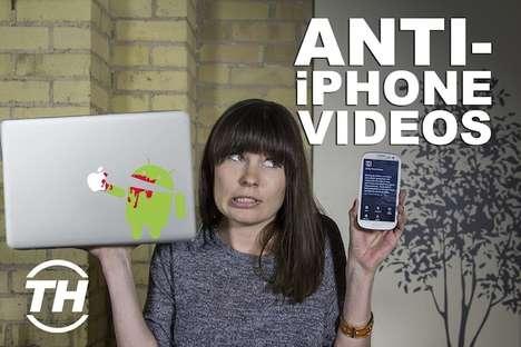 Anti-iPhone Videos