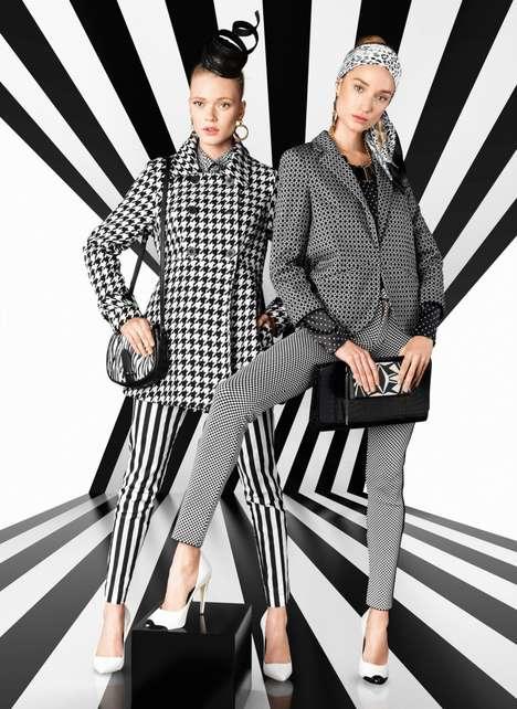 High Contrast Fashion
