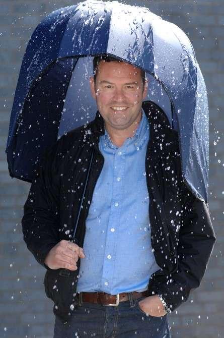 Hurricane-Proof Umbrellas