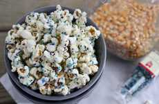 DIY Candy Confetti Popcorn - This Recipe From Bake Your Day Makes Basic Popping Corn Colorfully Fun