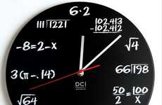 Math Knowledge-Testing Clocks