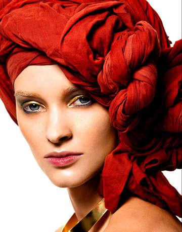 43 Beautifully Bohemian Turbans