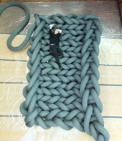 23 Chunky Knit Furnishings