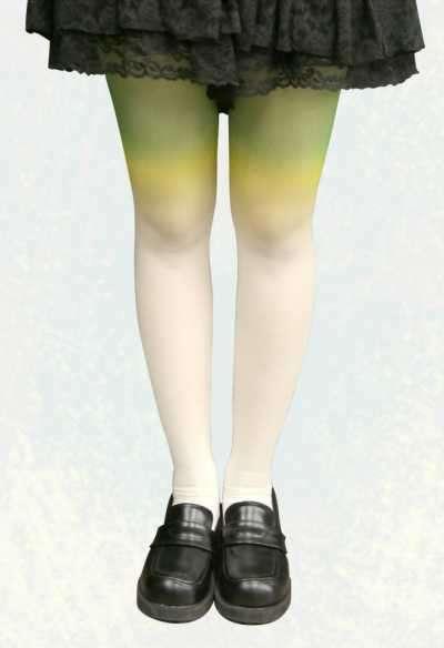 Vegetable-Inspired Legwear