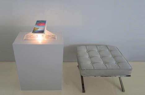 Photo-Framing Desk Lights