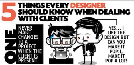 Designer Customer Advice Charts
