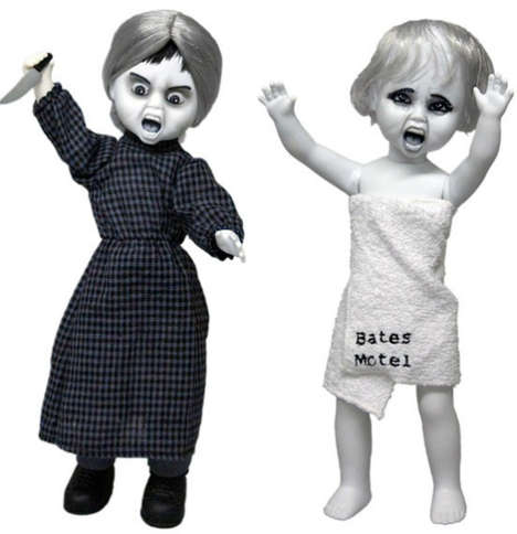 Killer Doll Re-Creations