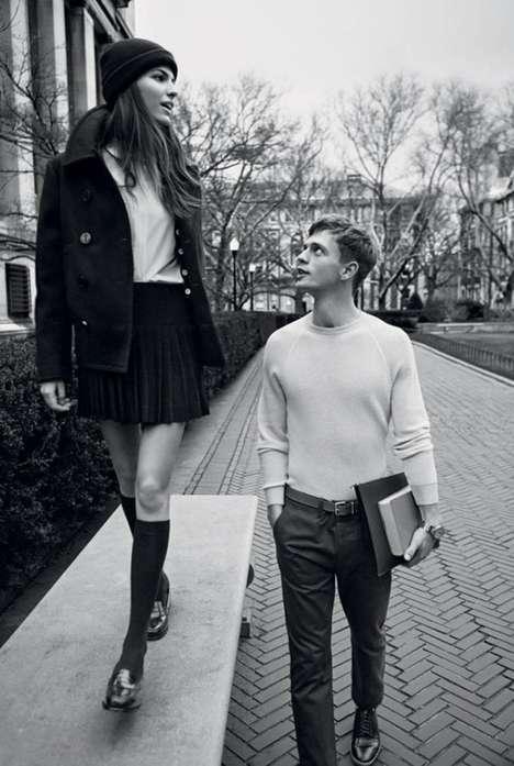 Academic Romance Editorials