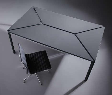 Divided Surface Desks
