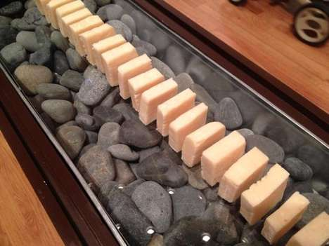 Fat-Infused Soap Bars