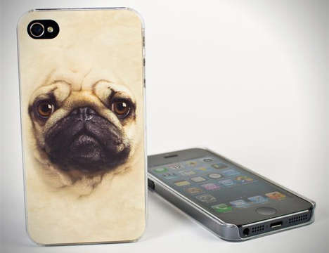 Animal Portrait Phone Covers
