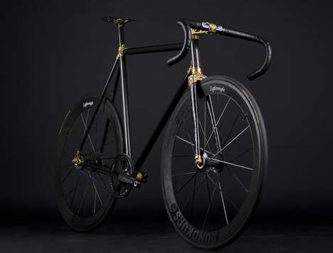 Sleek 3D-Printed Bikes