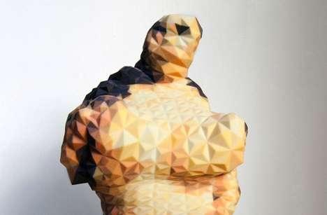Sensual 3D-Printer Sculptures