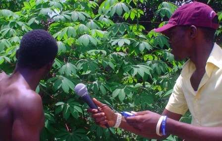 Remote Agriculture Broadcasts