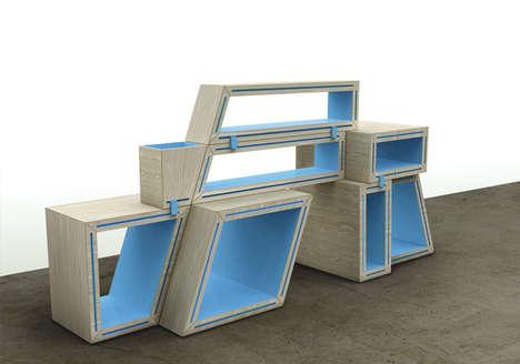 Topsy-Turvy Storage Systems