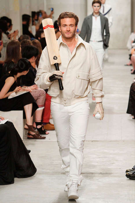 Couture Cricket Catwalks