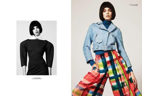 Quirky Retro Fashion